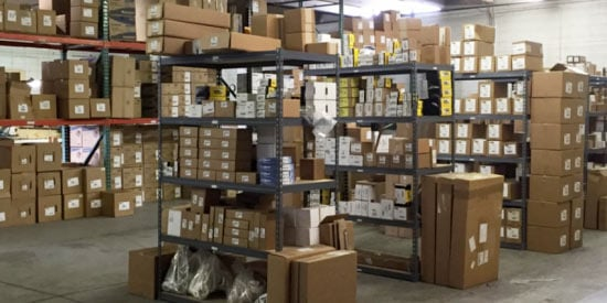 Arizona Climate Supply Small Parts Phoenix Warehouse Building 3