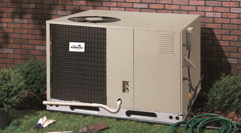 AireForce Large AC-HP-GE available at Arizona Climate Supply